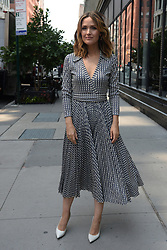 August 15, 2018 - New York, New York, U.S. - ROSE BYRNE makes an appearance on Build Speaker Series in New York City. (Credit Image: © Kristin Callahan/Ace Pictures via ZUMA Press)