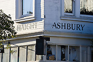 Haigh Ashbury Store Front, San Francisco, California