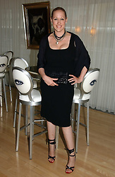 AMY SACCO at a party to celebrate the launch of her book 'Cocktails' held at Sanderson, 50 Berners Street, London W1 on 10th July 2006.<br /><br />NON EXCLUSIVE - WORLD RIGHTS