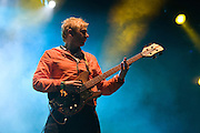 Franz Ferdinand play the Electric Picnic 2008, Stradbally, Laois, Ireland.