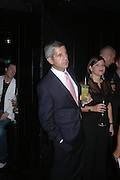 Stuart  Rose. Marks and Spencer celebrate the launch of the new men's Autograph collection. Fifty Below. 50 St. James's St. London. SW1. 7 September 2005. ONE TIME USE ONLY - DO NOT ARCHIVE  © Copyright Photograph by Dafydd Jones 66 Stockwell Park Rd. London SW9 0DA Tel 020 7733 0108 www.dafjones.com