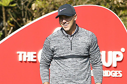 Oct 19, 2018-Jeju, South Korea-BROOKS KOEPKA of USA action on the 3th tee during the PGA Golf CJ Cup Nine Bridges Round 2 at Nine Bridges Golf Club in Jeju, South Korea.