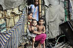 JUN 28 2014 Bangladeshi slum