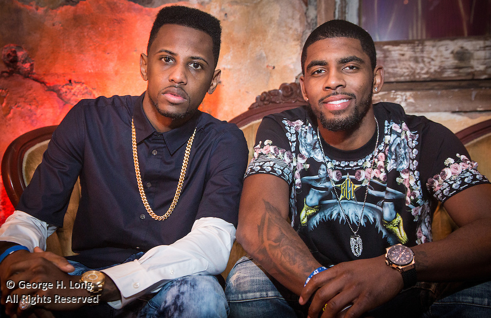 Fabulous with Kyrie Irving; Uncle Drew's Speakeasy with Kyrie Irving; Pepsi MAX event at Latrobe's on Royal during NBA All-Stars weekend