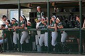 20140509 Lake Forest at Illinois Wesleyan softball - NCAA tournament