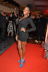 JAMELIA at a party to celebrate the 21st anniversary of The Roar Group hosted by Jonathan Shalit held at Avenue, 9 St.James's Street, London on 21st September 2015.