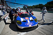 August 5-7, 2016 - Road America: #67 Ryan Briscoe, Ford Chip Ganassi Racing, Ford GT GTLM