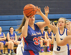 01/04/15 RLBMS at Mountaineer Middle JV Girls Basketball