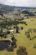 Parker Ranch home, Waimea, Kamuela, Island of Hawaii<br />