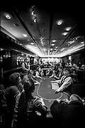 Women's poker tournament, Sky City, Auckland.