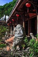Tam Thai Pagoda on Thuy Son Mountain, Da Nang, Vietnam