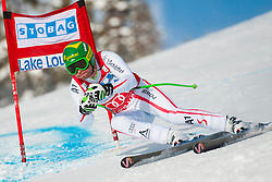 24.12.2012, Abfahrtspiste, CAN, FIS Ski Alpin Weltcup, Lake Louise, Abfahrt, Herren, im Bild Klaus Kroell of Austria // during Mens Downhill of FIS Ski Alpine World Cup at Lake Louise, Canada on 2012/11/24. EXPA Pictures © 2012, PhotoCredit: EXPA/ ESPA/ John Evely