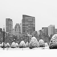 Boston winter photography photos are available as museum quality photography prints, canvas prints, acrylic prints, wood prints or metal prints. Wall art décor prints may be framed and matted to the individual liking and decorating needs:<br />