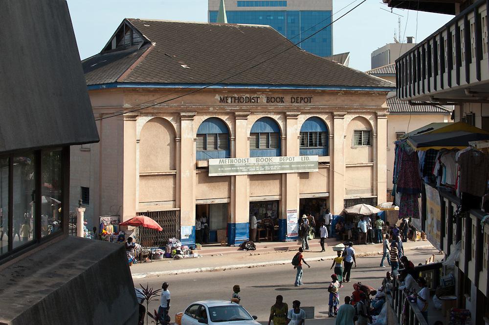 Makola market, Accra, Ghana 2011