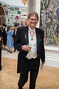 JOHN MADEJSKI, 2019 Royal Academy Annual dinner, Piccadilly, London.  3 June 2019