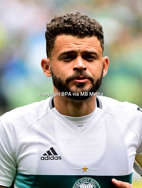 Brazilian Football League Serie A / <br /> ( Coritiba Foot Ball Club ) - <br /> Edimo Ferreira Campos &quot; Edinho &quot;