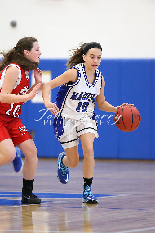 February 09, 2016.  <br /> MCHS JV Girls Basketball vs George Mason.