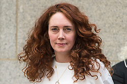 ** File pics - Rebekah Brooks return to News UK** © London News Pictures. 24/06/2014. London, UK. Rebekah Brooks leaving the Old Bailey in London with her husband Charlie after being found not guilty in the Phone Hacking trial..  Photo credit : Ben Cawthra/LNP