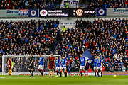 Ranger hit Motherwell for 6 during the Ladbrokes Scottish Premiership match between Rangers and Motherwell at Ibrox, Glasgow, Scotland on Sunday 11th November 2018.