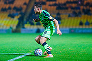 Forest Green Rovers Dayle Grubb(8)in action  during the EFL Sky Bet League 2 match between Port Vale and Forest Green Rovers at Vale Park, Burslem, England on 20 August 2019.