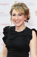 Charlotte Bellamy, Arqiva British Academy Television Awards, Royal Festival Hall London UK, 12 may 2013, (Photo by Richard Goldschmidt)