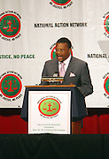 Judge Greg Mathis at The 11th National Conference of The National Action Network held at The Sheraton on April 3, 2009 in New York City.