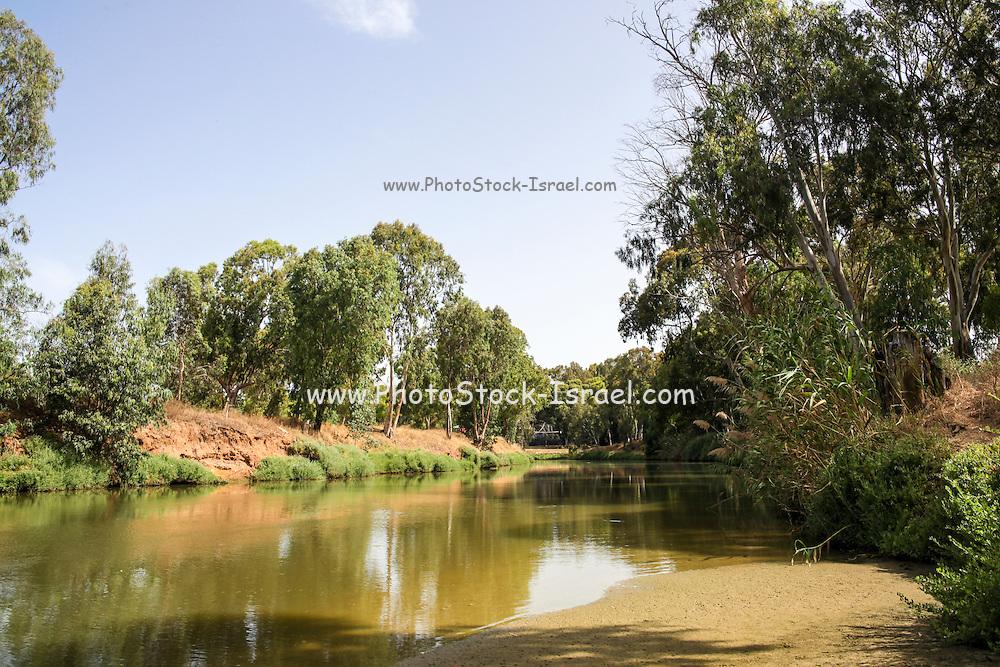 Israel, Nahal Alexander (Alexander River) National Park