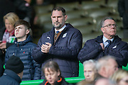 Dundee managing director John Nelms - Celtic v Dundee in the Ladbrokes Scottish Premiership at Celtic Park, Glasgow. Photo: David Young<br /> <br />  - © David Young - www.davidyoungphoto.co.uk - email: davidyoungphoto@gmail.com