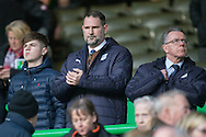 Dundee managing director John Nelms - Celtic v Dundee in the Ladbrokes Scottish Premiership at Celtic Park, Glasgow. Photo: David Young<br /> <br />  - &copy; David Young - www.davidyoungphoto.co.uk - email: davidyoungphoto@gmail.com