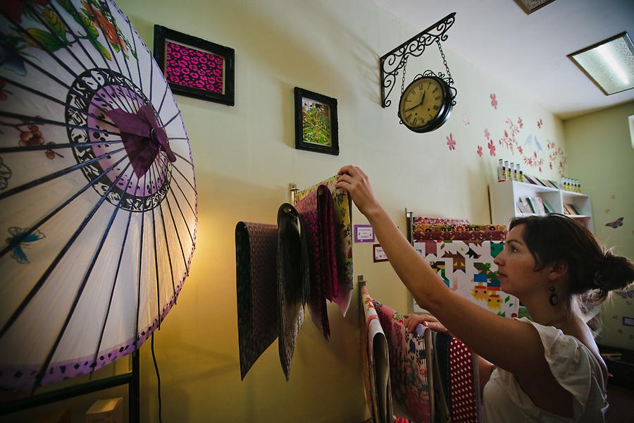 El vintage está presente en todo: es una marca de Malasaña. Inspiración retro con mucho estilo es lo que ofrecen tiendas como la Nest Boutique.
