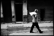 Cuba 2-1 Black and White