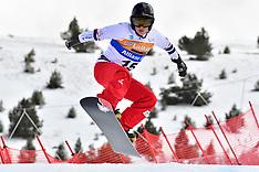 March 7th 2019 - Para-Snowboard Banked Slalom