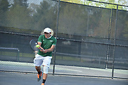 Stevenson mens tennis falls 5-4 to Lebanon Valley in MAC Commonwealth Semifinals on Wednesday afternoon on Stevenson University's Greenspring Campus.