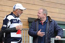 Bristol Rugby fans - Mandatory byline: Dougie Allward/JMP - 07966386802 - 10/10/2015 - RUGBY - Vallis Way -West Ealing,England - Ealing Trailfinders v Bristol Rugby - Greene King IPA Championship