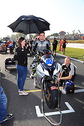#82 Luke Jones Team Appleyard Macadam Racing Yamaha 600  Dickies British Supersport Championship