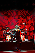 Anthrax, Testament, Death Angel - Indianapolis