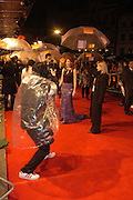 Kelly Reilly. arrive at the 2006 BAFTA Awards at the Leicester Square Odeon Cinema in London. 19 February 2006.  -DO NOT ARCHIVE-© Copyright Photograph by Dafydd Jones 66 Stockwell Park Rd. London SW9 0DA Tel 020 7733 0108 www.dafjones.com