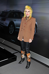 PAM HOGG at the Global Launch of Audi's first Digital Showroom, 74-75 Piccadilly, London on 16th July 2012.