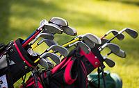 ALMERE - Open Golfdag van de NGF / NVG . Golfclubs, tas,  COPYRIGHT KOEN SUYK