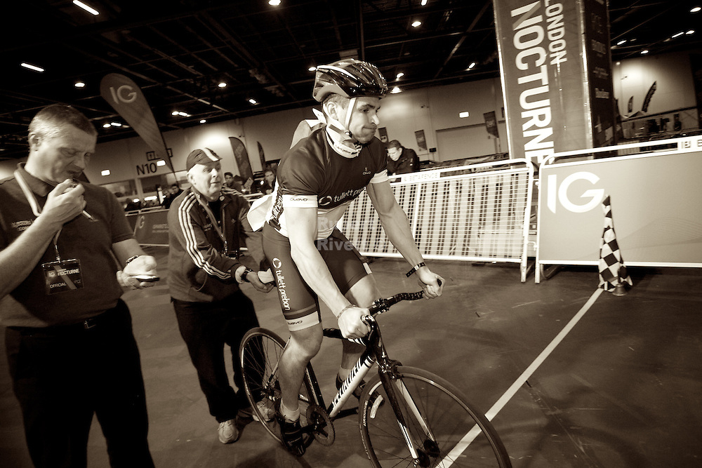 The London Bike Show 17th January 2013<br /> <br /> Tullett Prebon plc (LSE: TLPR) is one of the largest inter-dealer money brokers in the world.[citation needed] It is listed on the London Stock Exchange and is a constituent of the FTSE 250 Index.