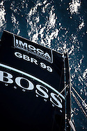 12th June  2010. Lands End..Pictures of the Alex Thomson(GBR) and his new Hugo Boss IMOCA Open 60 race yacht. Shown here training whilst on route to NYC.