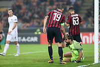 Milano - 19.10.2017 - Milan-AEK Atene - Europa League   - nella foto:  Leonardo Bonucci