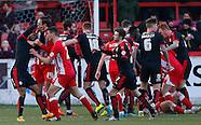 Accrington Stanley v Crawley Town 13/02/2016