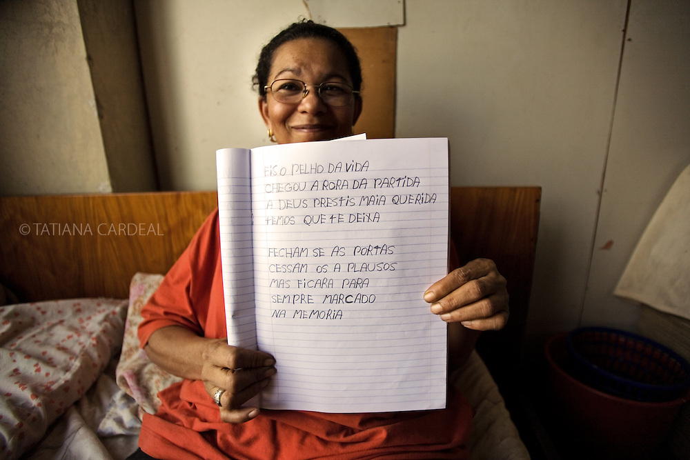 A poem for Prestes Maia Occupation by Roberta.