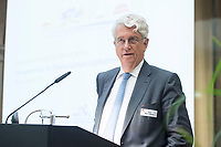 30 JUN 2017, BERLIN/GERMANY:<br /> Caio Koch-Weser, Vorstandsvorsitzender European Climate Foundation, ECF, Conference &quot;Joining Forces in Global Climate Policy - New perspectives for Chinese-German Cooperation&quot;, European Climate Foundation, Mercator Research Institute on Global Commons and Climate Change, MCC, merics, Mercator Institute for China Studies, Berlin-Brandenburgische Akademie der Wissenschaften<br /> IMAGE: 20170630-01-063