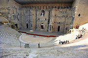Frankrijk, Orange, 15-4-2012Het antieke romeinse theater.Foto: Flip Franssen/Hollandse Hoogte