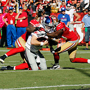 2012 Giants at 49ers