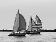 Cleveland sailboats