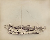 Japanese Junk 1860s