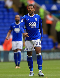 David Davis of Birmingham City - Mandatory by-line: Paul Roberts/JMP - 26/08/2017 - FOOTBALL - St Andrew's Stadium - Birmingham, England - Birmingham City v Reading - Sky Bet Championship